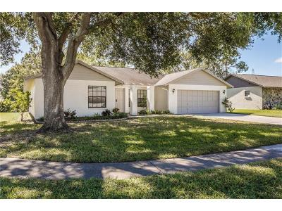 Tarpon Springs Single Family Home For Sale: 3226 Oakwood Place