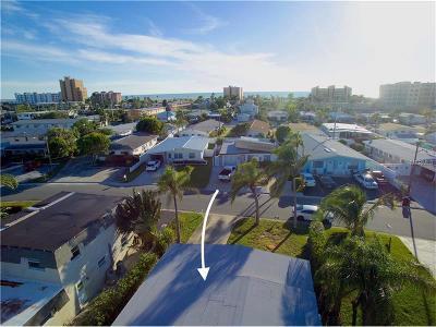 Treasure Island Single Family Home For Sale: 11305 2nd Street E