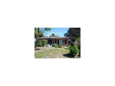 Safety Harbor Single Family Home For Sale: 1096 Conant Avenue