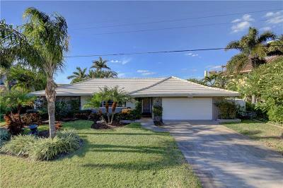Treasure Island FL Single Family Home For Sale: $865,000