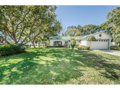Port Richey Single Family Home For Sale: 10515 Hillrise Court