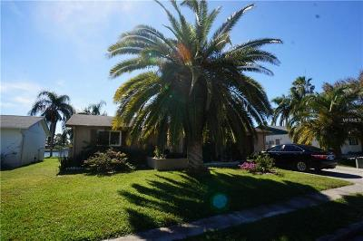 Holiday FL Single Family Home For Sale: $165,000