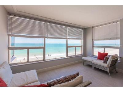 Madeira Beach Condo For Sale: 14800 Gulf Boulevard #401
