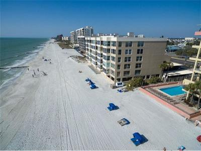 Madeira Beach Condo For Sale: 14800 Gulf Boulevard #402