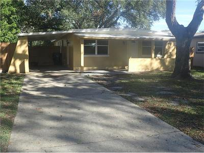 Pinellas Park Single Family Home For Sale: 6735 68th Street N