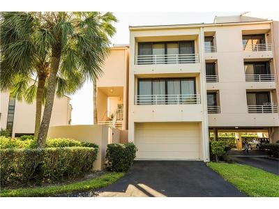 Gulfport Townhouse For Sale: 6240 Kipps Colony Court S #101