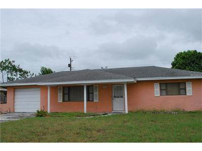 Hernando County, Hillsborough County, Pasco County, Pinellas County Single Family Home For Sale: 11487 64th Avenue