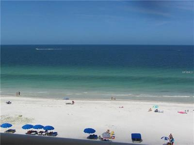 Pinellas County Rental For Rent: 19418 Gulf Boulevard #506