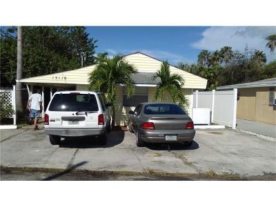 Madeira Beach Multi Family Home For Sale: 13119 4th Street E
