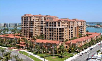 Clearwater Beach Condo For Sale: 501 Mandalay Avenue #310