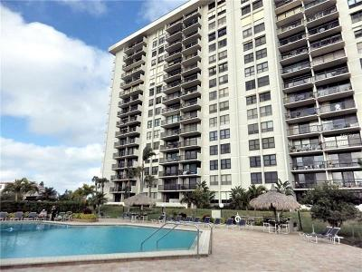 Clearwater Beach Condo For Sale: 400 Island Way #1709