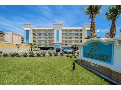 Pinellas County Rental For Rent: 19519 Gulf Boulevard #506