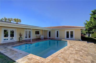 Clearwater Beach Single Family Home For Sale: 310 Palm Island SE