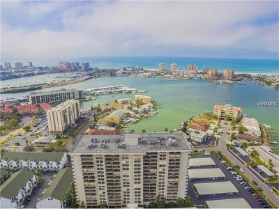 Cleasrwater, Clearwater, Clearwater` Condo For Sale: 400 Island Way Drive #712