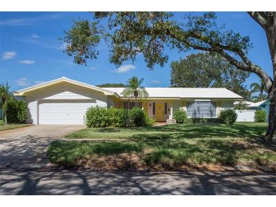 Clearwater Single Family Home For Sale: 2250 Grovewood Road