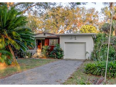 Palm Harbor Single Family Home For Sale: 115 Ramona Circle