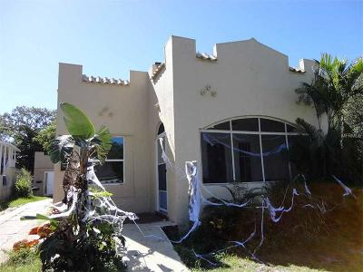 Single Family Home For Sale: 1133 Drew Street