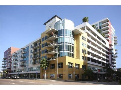 Tampa Condo For Sale: 1208 E Kennedy Boulevard #814