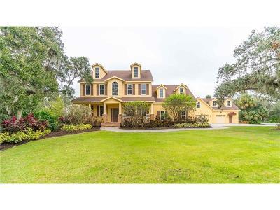 Palmetto Single Family Home For Sale: 7404 91st Street E