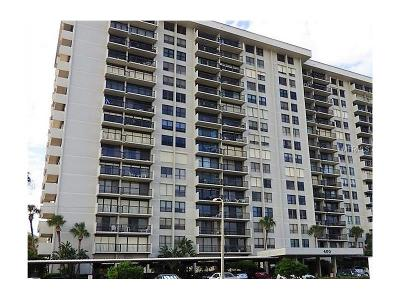 Clearwater Beach Condo For Sale: 400 Island Way #1510