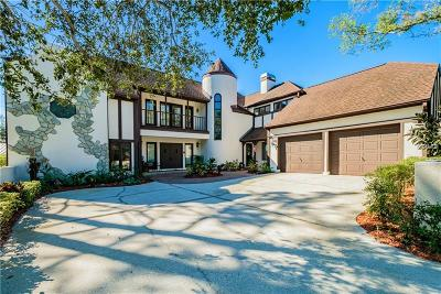 Single Family Home For Sale: 3081 Crest Drive