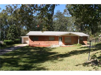 Brooksville Single Family Home For Sale: 1514 Sabra Drive