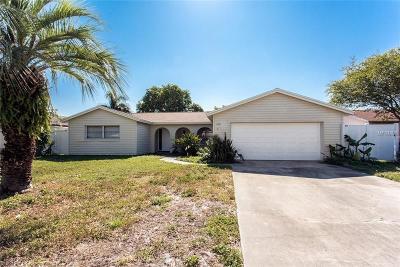 St Petersburg Single Family Home For Sale: 148 98th Avenue NE