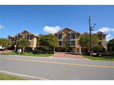 Pinellas County Rental For Rent: 300 Capri Boulevard #8