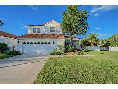 Clearwater Single Family Home For Sale: 2801 La Concha Drive