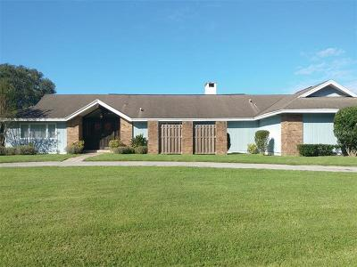 Clearwater Single Family Home For Sale: 2121 Meadow Brook Drive