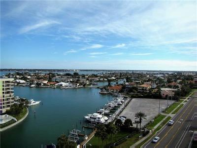 Clearwater Condo For Sale: 1660 Gulf Boulevard #PH7
