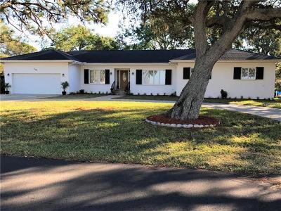 Tarpon Springs Single Family Home For Sale: 1105 S Florida Avenue