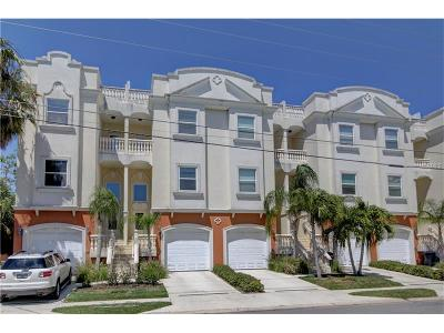 Pinellas County Rental For Rent: 120 Brightwater Drive #2