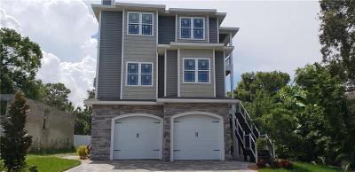 Crystal Beach Estates, Crystal Beach Heights, Crystal Beach Rev Single Family Home For Sale: 498 Magnolia Avenue