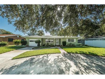 St Petersburg Single Family Home For Sale: 1048 40th Avenue NE
