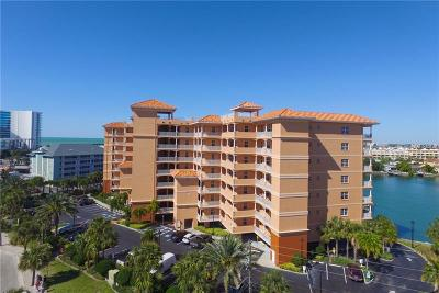 Clearwater Beach Condo For Sale: 530 S Gulfview Boulevard #301