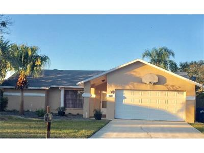 New Port Richey, New Port Richie Single Family Home For Sale: 8705 Scrimshaw Drive