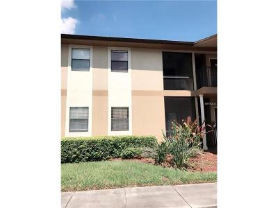 Largo Condo For Sale: 10177 Sailwinds Boulevard S #101