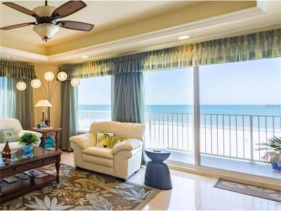 Clearwater Beach Condo For Sale: 15 Somerset Street #4-B