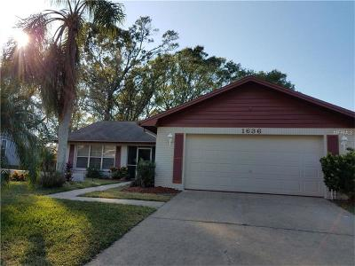 Palm Harbor Single Family Home For Sale: 1636 Kilwinning Court
