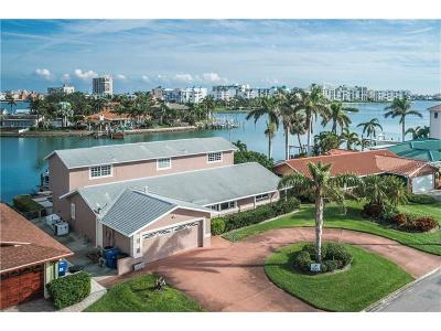 St Petersburg FL Single Family Home For Sale: $1,100,000