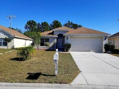 Holiday Single Family Home For Sale: 2538 Big Pine Drive