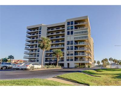 Clearwater Beach Condo For Sale: 1651 Sand Key Estates Court #27