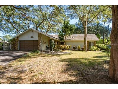 Clearwater Single Family Home For Sale: 2033 Aaron Place