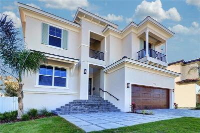 Saint Pete Beach, Saint Petersburg, St Pete, St Pete Beach, St Pete Beach., St Peterburg, St Petersburg, St. Petersburg Single Family Home For Sale: 6411 Bayou Grande Boulevard NE