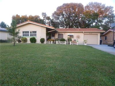 Clearwater Single Family Home For Sale: 2341 Forest Drive