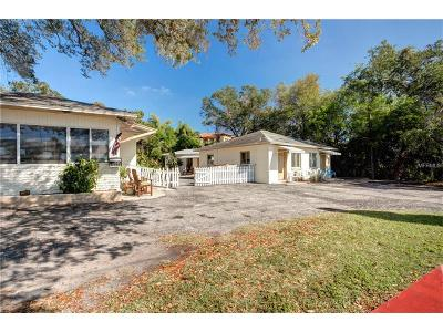St Petersburg Multi Family Home For Sale: 10591 Bay Pines Boulevard #1