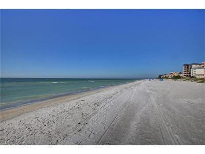 Indian Shores Condo For Sale: 19440 Gulf Boulevard #2 & 3