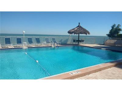 St Petersburg Condo For Sale: 7430 Sunshine Skyway Lane S #605