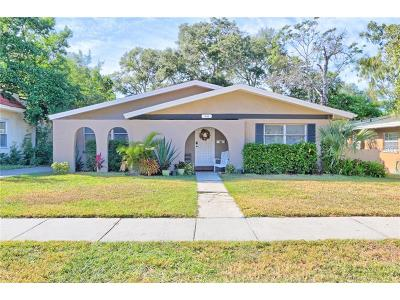 Clearwater Single Family Home For Sale: 316 Hilltop Avenue N